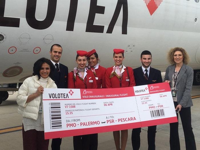 Nuovi collegamenti aerei per Palermo
