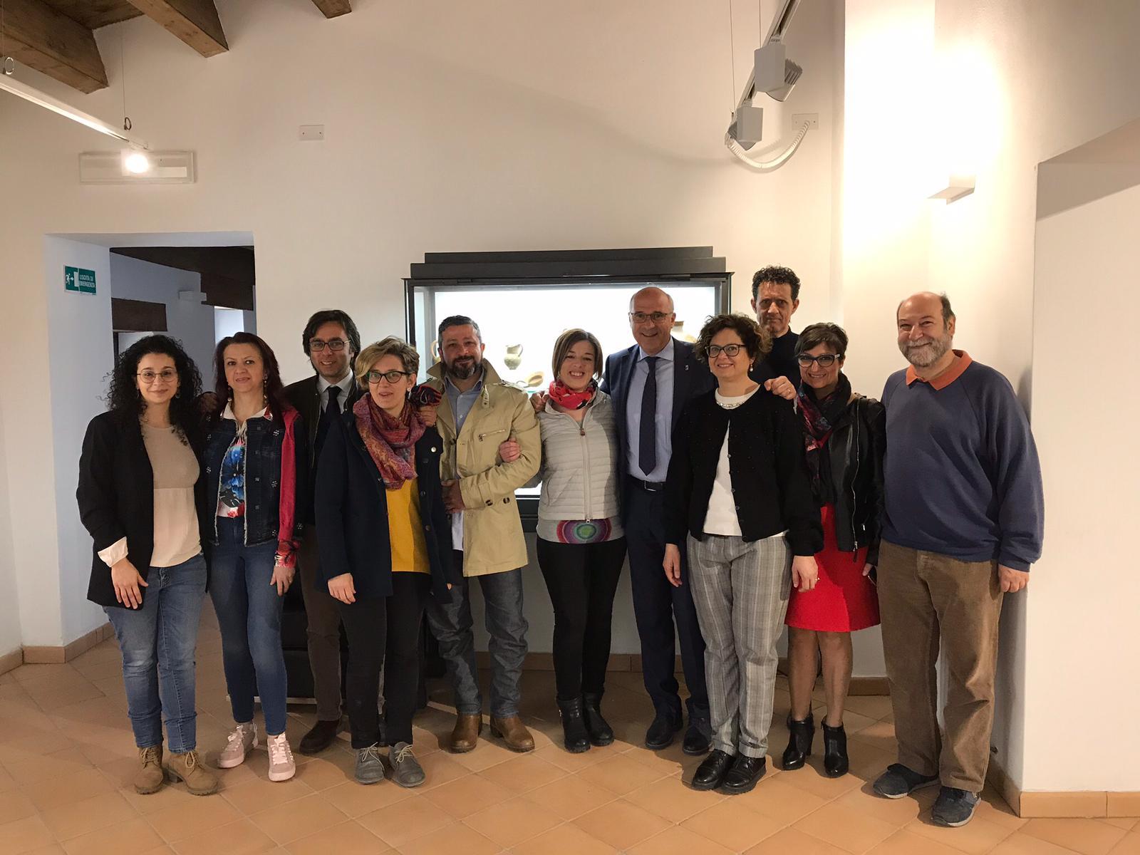 Gangi, museo Santo Naselli diventa hub culturale