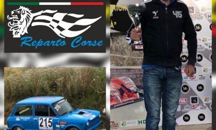 Successo per l'alfiere Reparto Corse Real Cefalù Grisanti alla 25^ Coppa Val D'Anapo Sortino
