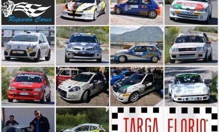 103ª Targa Florio in ombra per il Real Cefalù Reparto Corse
