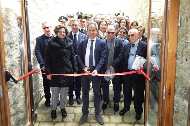 Aperto il museo civico a Petralia Soprana