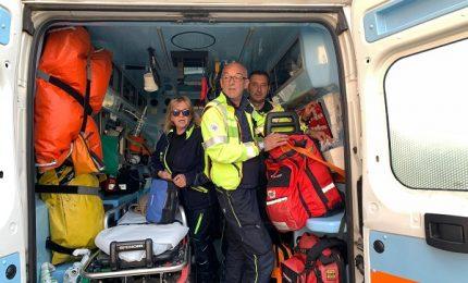 Santo Stefano di Camastra: partorisce in ambulanza