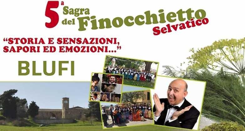 Il 12 maggio a Blufi la Sagra del finocchietto selvatico (programma)