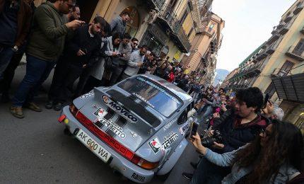 Al via anche la Targa Florio storica