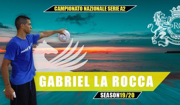 Gabriel La Rocca difenderà la porta cefaludese anche nella prossima stagione!