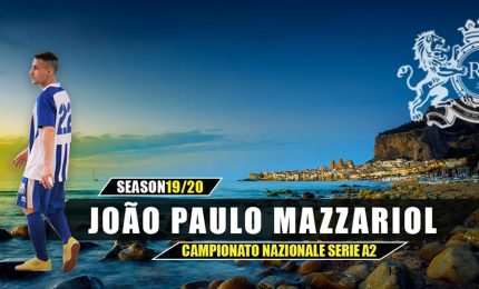 Il primo innesto del Real Cefalù è Mazzariol