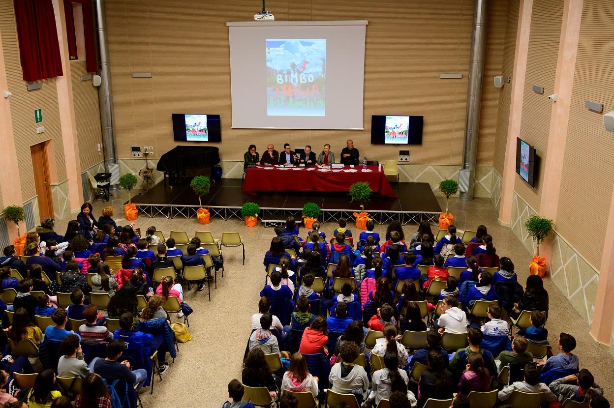Gangi, Istituto Polizzano: conclusi progetti su salute e legalità