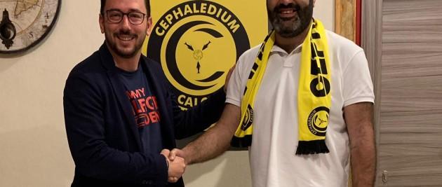 ASD Cephaledium, Ivano Vetere nuovo direttore sportivo