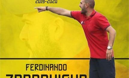 Zappavigna nuovo allenatore della Cephaledium