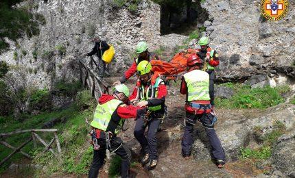 Disavventura per due turisti dispersi nel bosco di Gibilmanna