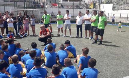 Madonie, oltre 100 atleti coinvolti nel Primo Camping calcistico