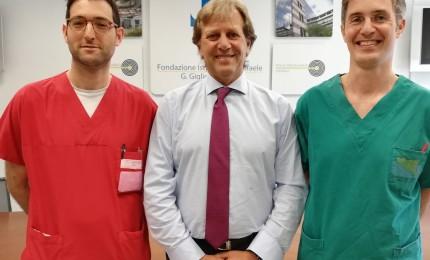 Ospedale Giglio, si praticano interventi sempre più mininvasivi