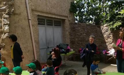 Hanno impastato il pane, così i ragazzi di Petralia vivono a contatto con l'ambiente