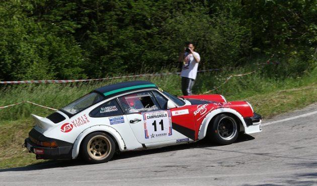 Lombardo e Livecchi inseguono il titolo italiano al Rally dell'Elba
