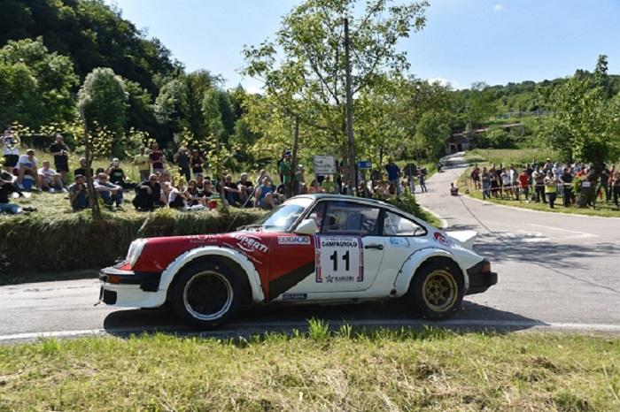 Lombardo e Livecchi vincono il terzo raggruppamento al Rally Campagnolo