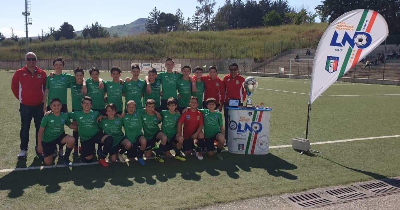 Figc Lega Madonie, gli esordienti dello Sporting Cefalù sono campioni