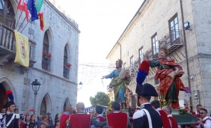 Petralia Soprana, chiusi i festeggiamenti dei patroni (FOTO)