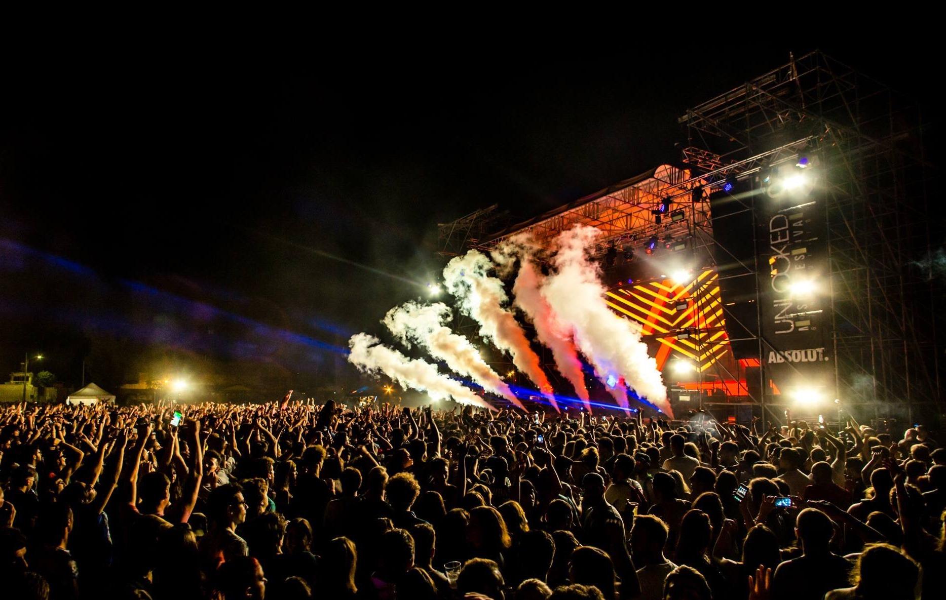 Riapre il Velodromo con il festival Unlocked