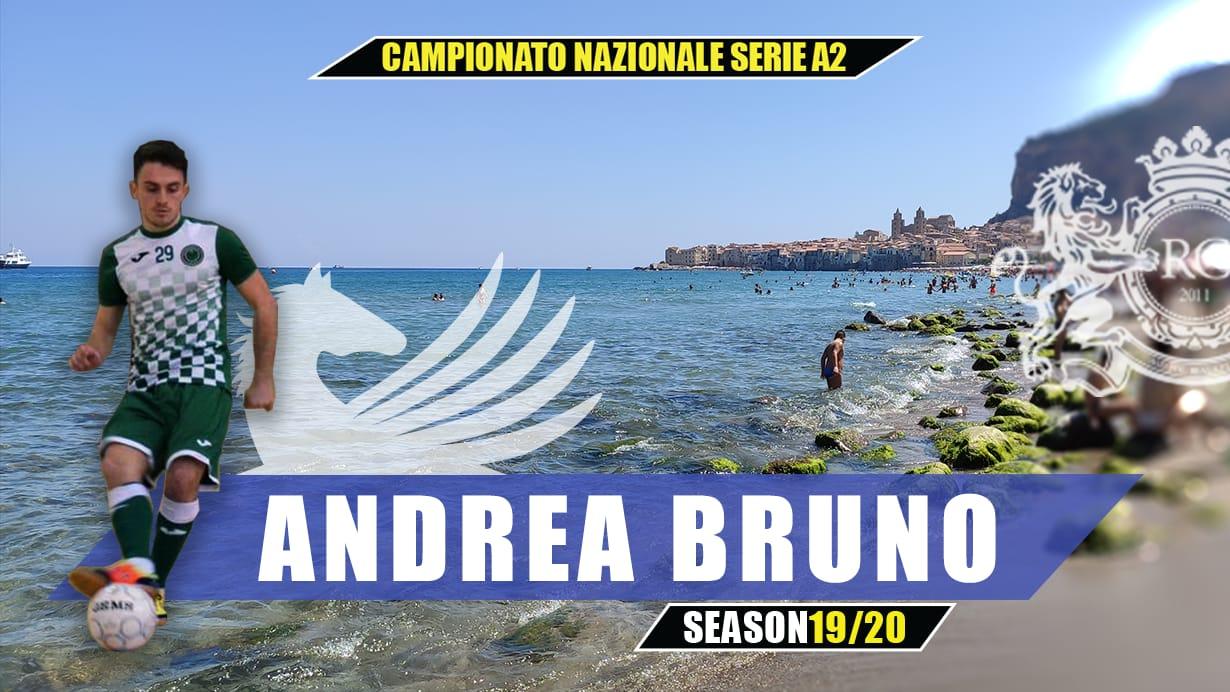 Andrea Bruno della Mabbonath aggregato in prima squadra!