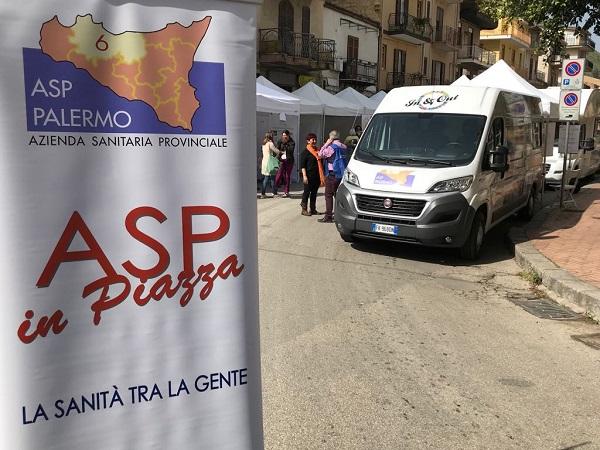 Asp in piazza fa tappa a Castelbuono
