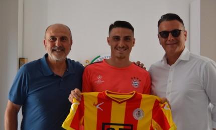 Polisportiva Lascari, si riparte dal centrocampista Castigliola