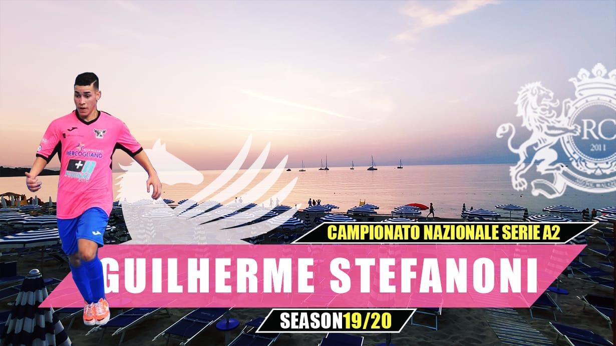Guilherme Stefanoni vestirà biancoazzurro la prossima stagione!