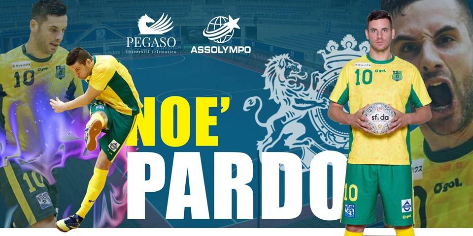 Dal sogno alla realtà! Noé Pardo vestirà la maglia biancoazzurra!