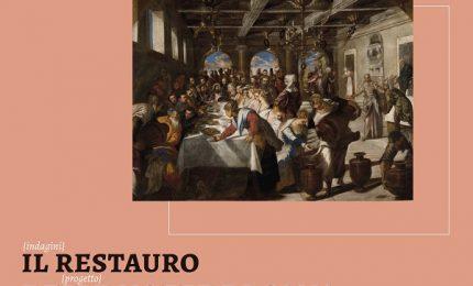 """A Cefalù la conferenza """"Il restauro delle Nozze di Cana di Jacopo Tintoretto in Santa Maria della Salute di Venezia: indagini, progetto, risultati"""""""