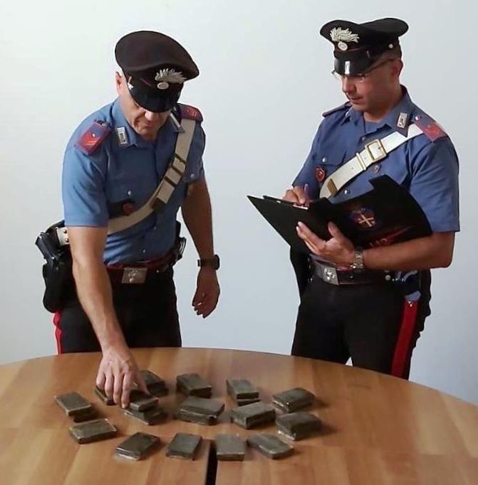 Cefalù, tre arresti per droga