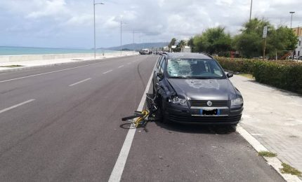 Ciclista perde la vita in un incidente
