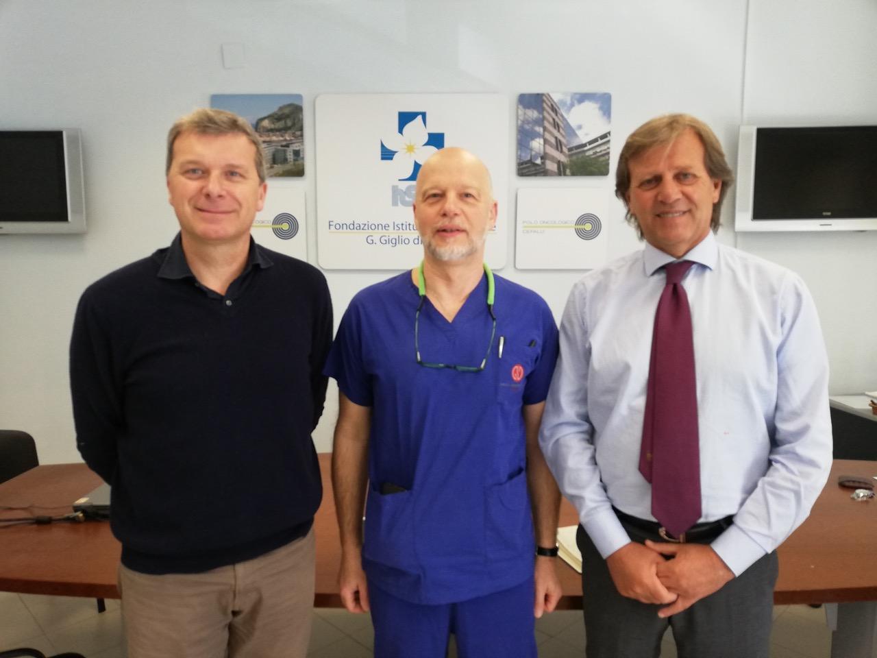 Ospedale Giglio, eseguiti primi interventi di ortopedia oncologica