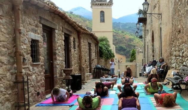 Le Madonie ospitano un festival che parla di benessere