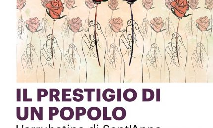 """A Castelbuono va in scena: """"Il prestigio di un popolo. L'arrubatina di Sant'Anna"""""""