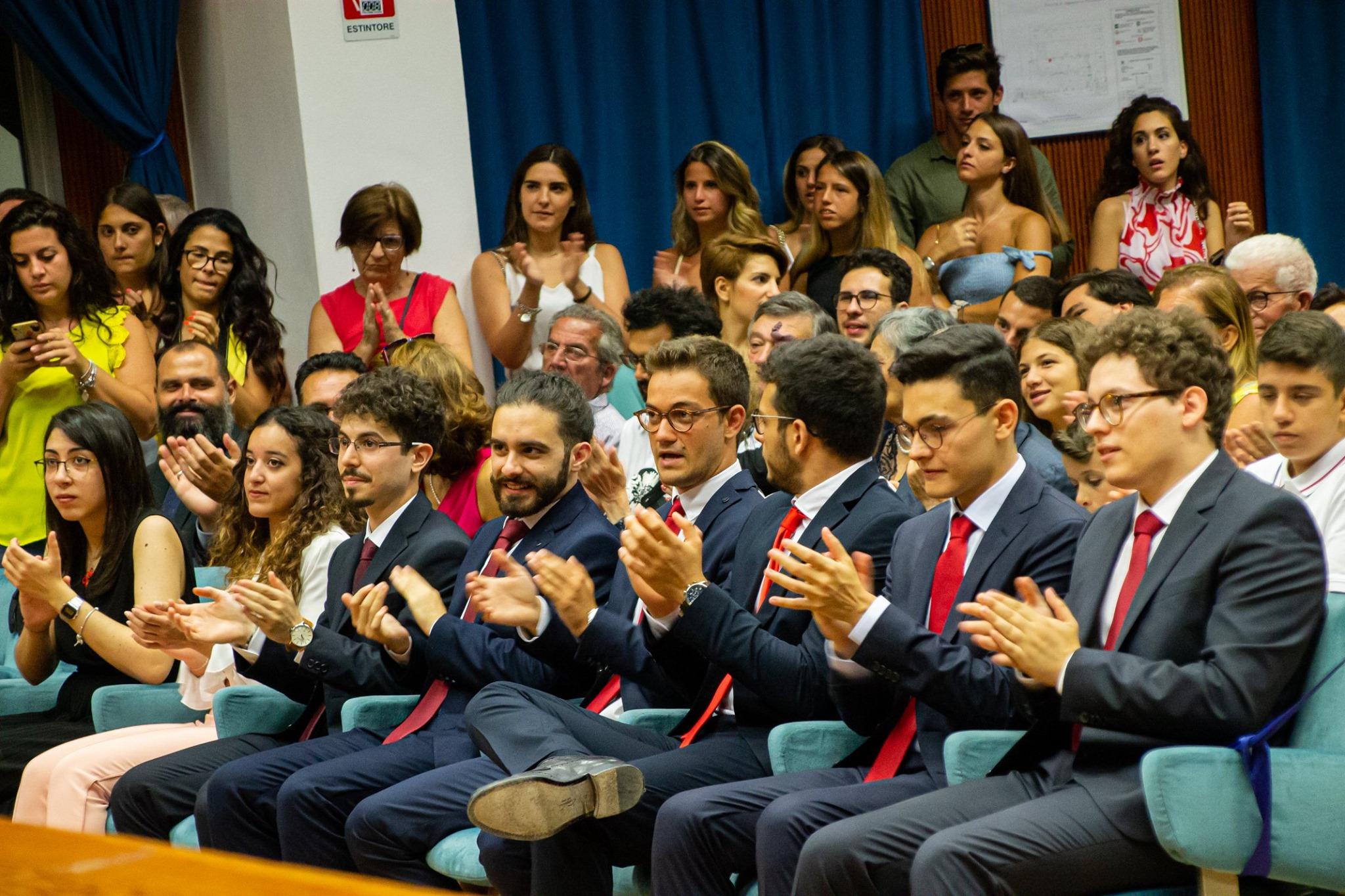 Proclamati i primi sedici dottori in Ingegneria Biomedica
