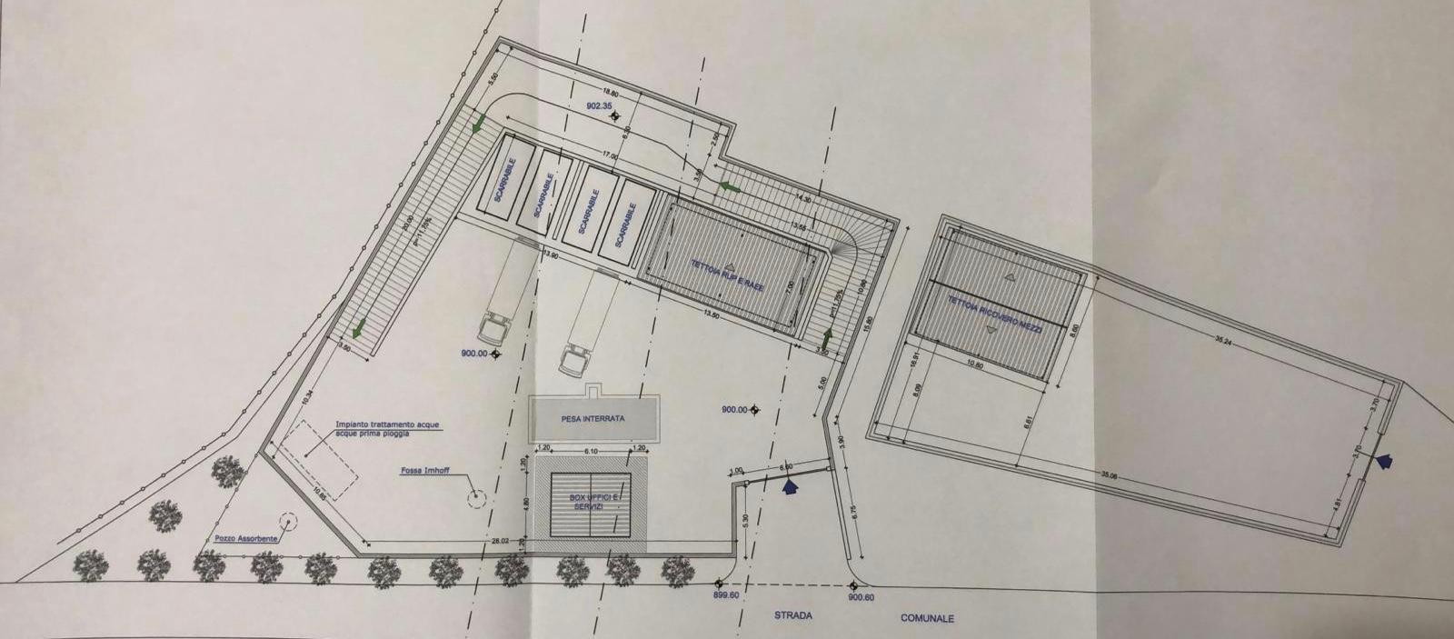 Gangi, aggiudicata gara per la costruzione del centro raccolta rifiuti