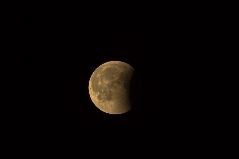 Eclissi di luna del 16 luglio: come fotografarla