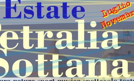 Ecco il cartellone dell'impegnativa estate di Petralia Sottana