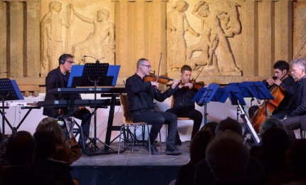 A Pollina prima tappa di Music from Myths