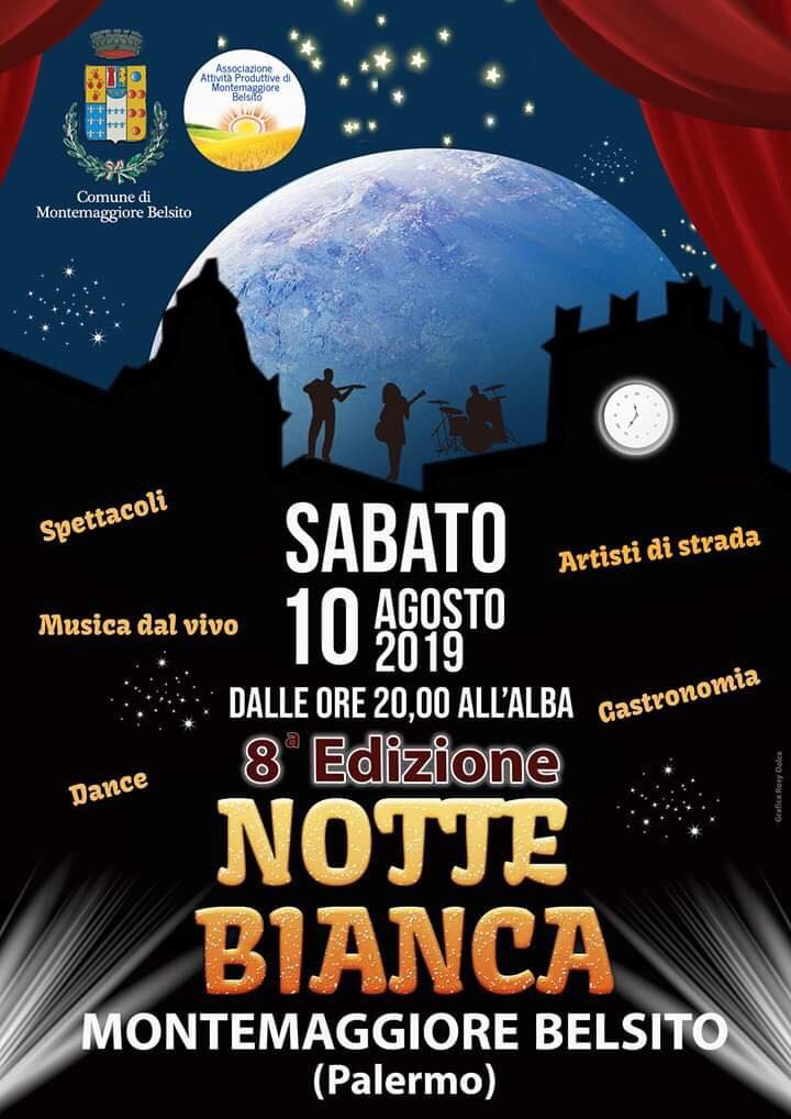Notte bianca a Montemaggiore Belsito