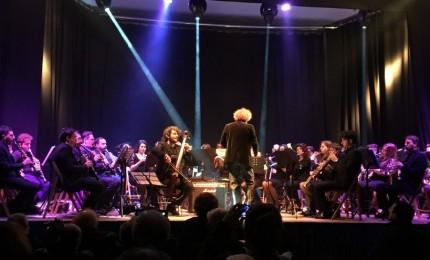 Montemaggiore Belsito:la lunga notte bianca della musica