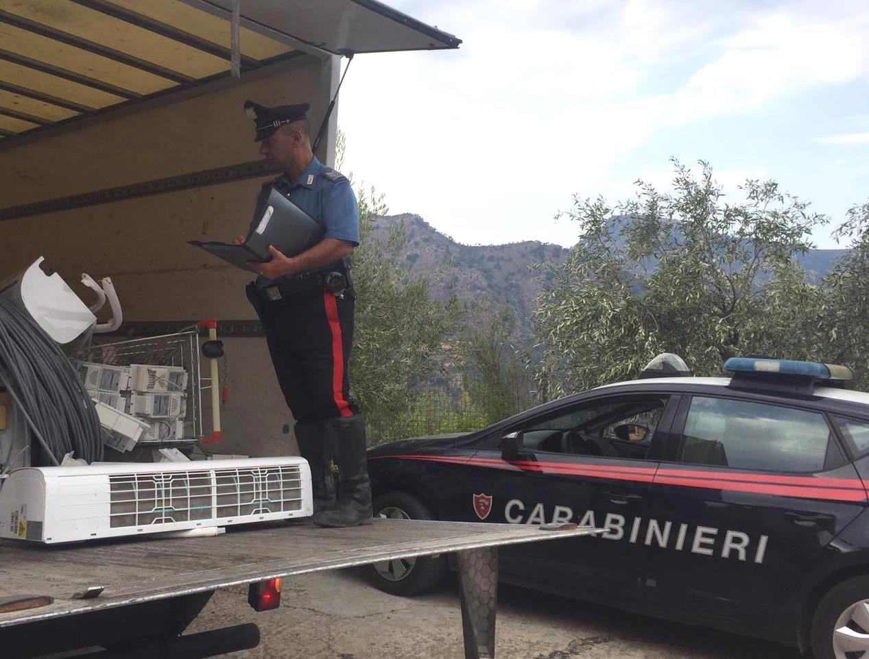 San Mauro, furti in campagna: fermati quattro giovani