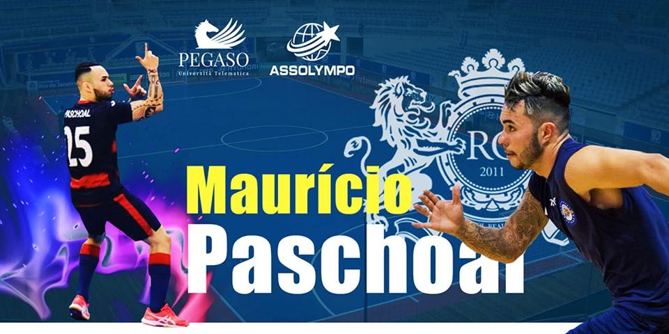 Mauricio Paschoal vestirà la maglia Assolympo!