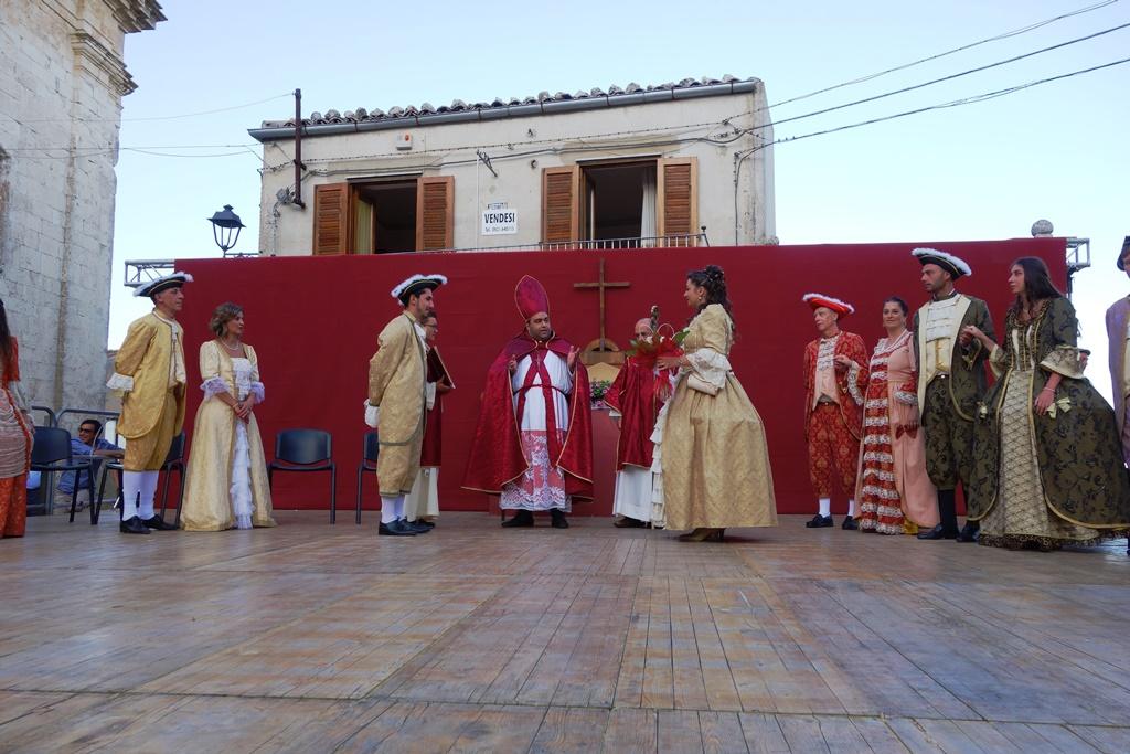 Folklore, storia e gastronomia: il Ferragosto a Petralia Soprana