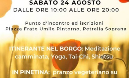 Tradizione zen e yoga tra le vie di Petralia Soprana