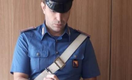 Nascondeva droga in casa, arrestato giovane palermitano