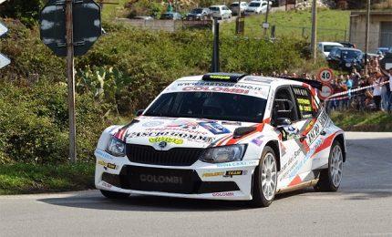 Record di iscritti al Rally Valle del Sosio
