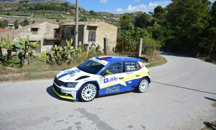 Profeta e Raccuia in trionfo al Rally Valle del Sosio