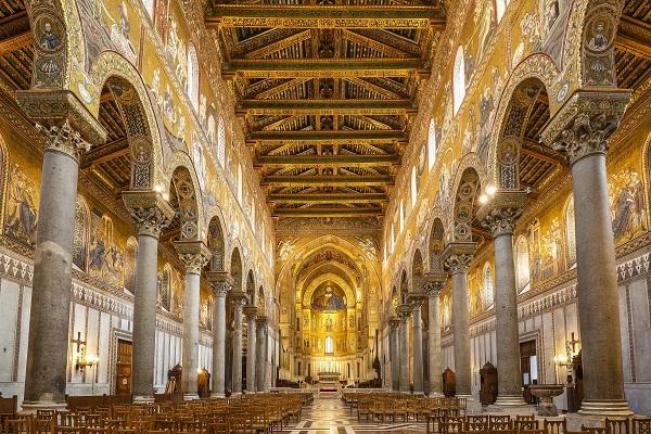 Al Duomo di Monreale si inaugura un inedito percorso di visita