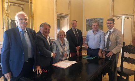 Siglato un protocollo tra il Parco delle Madonie e il Rotary