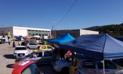 Sfida a due al Rally Valle del Sosio